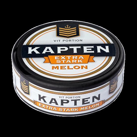 kapten-vit-melon-extra-stark-portionssnus