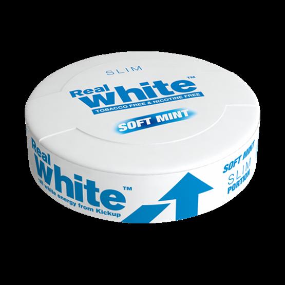 kickup-real-white-soft-mint-slim-nikotinfritt-snus