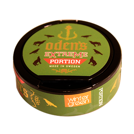 odens-creamy-wintergreen-extreme-portionssnus