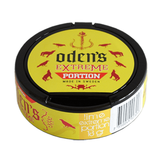 odens-lime-extreme-portionssnus