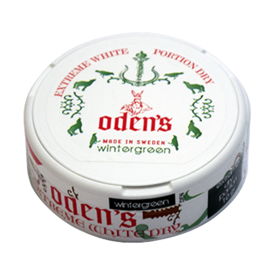 odens-wintergreen-extreme-white-dry-portionssnus