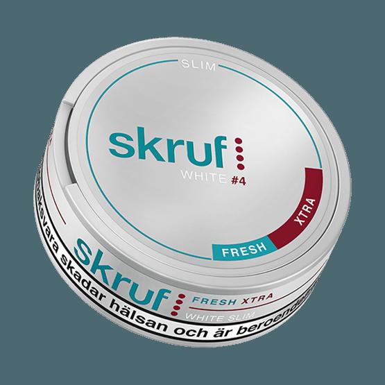skruf-slim-fresh-xtra-stark-white-portionssnus