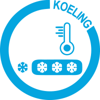 Koeling icoon