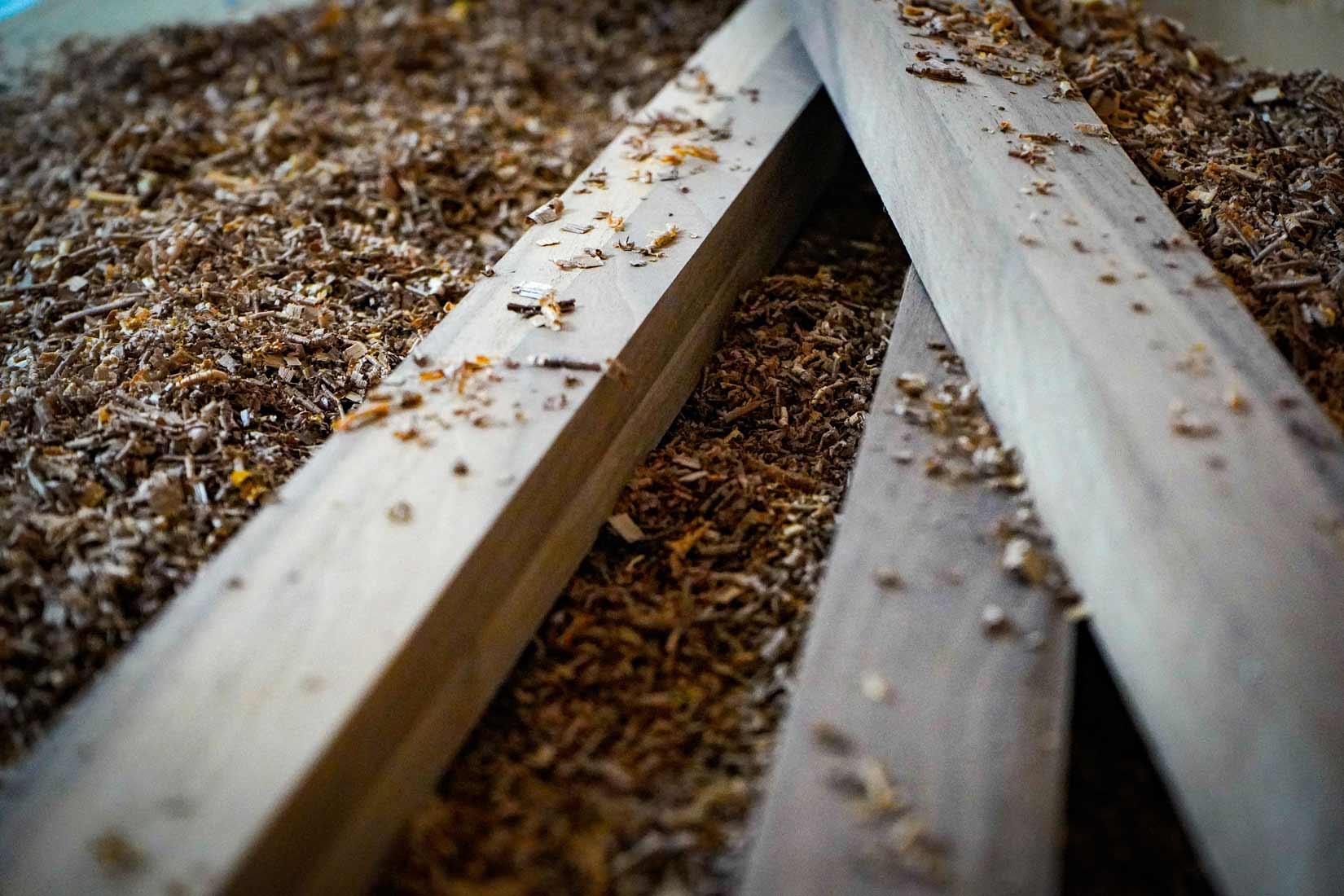 Nussbaum Holz für deinen Resin-Tisch