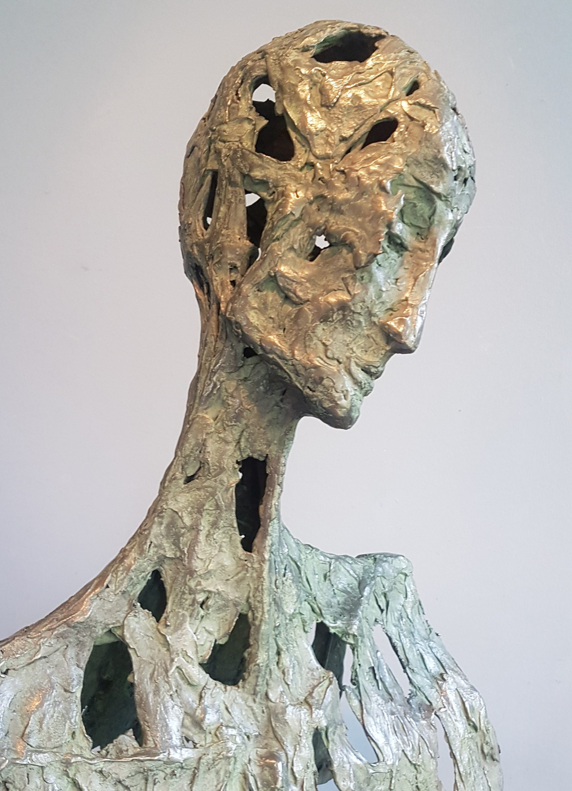 Ruth - Brons - 90 x 50 cm