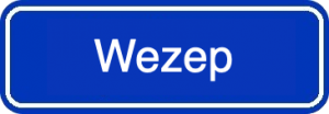 Naambord-Wezep