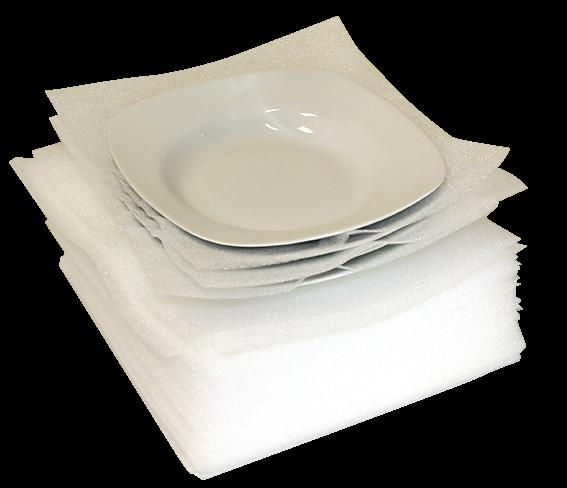 Snel en veilig borden inpakken met boordenbeschermers