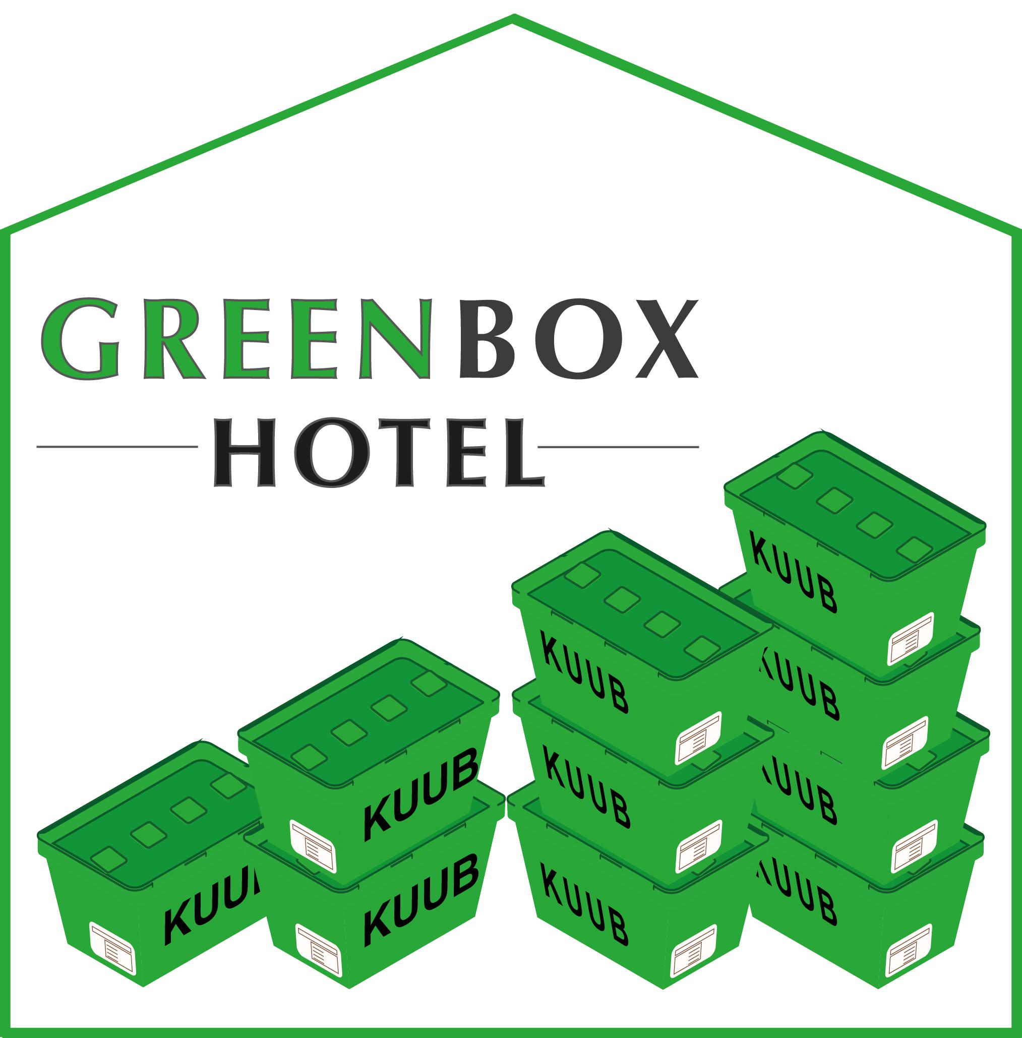 Teveel spullen die toch te mooi zijn om eg te doen? Stuur of breng ze naar het GreenBoxHotel.