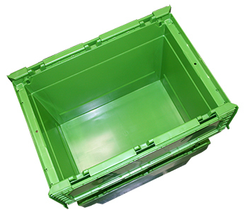Waarom verhuisdozen kopen als je stevige verhuisdozen kunt huren. GreenBox verhuisdozen zijn sterk, proper en voordelig.