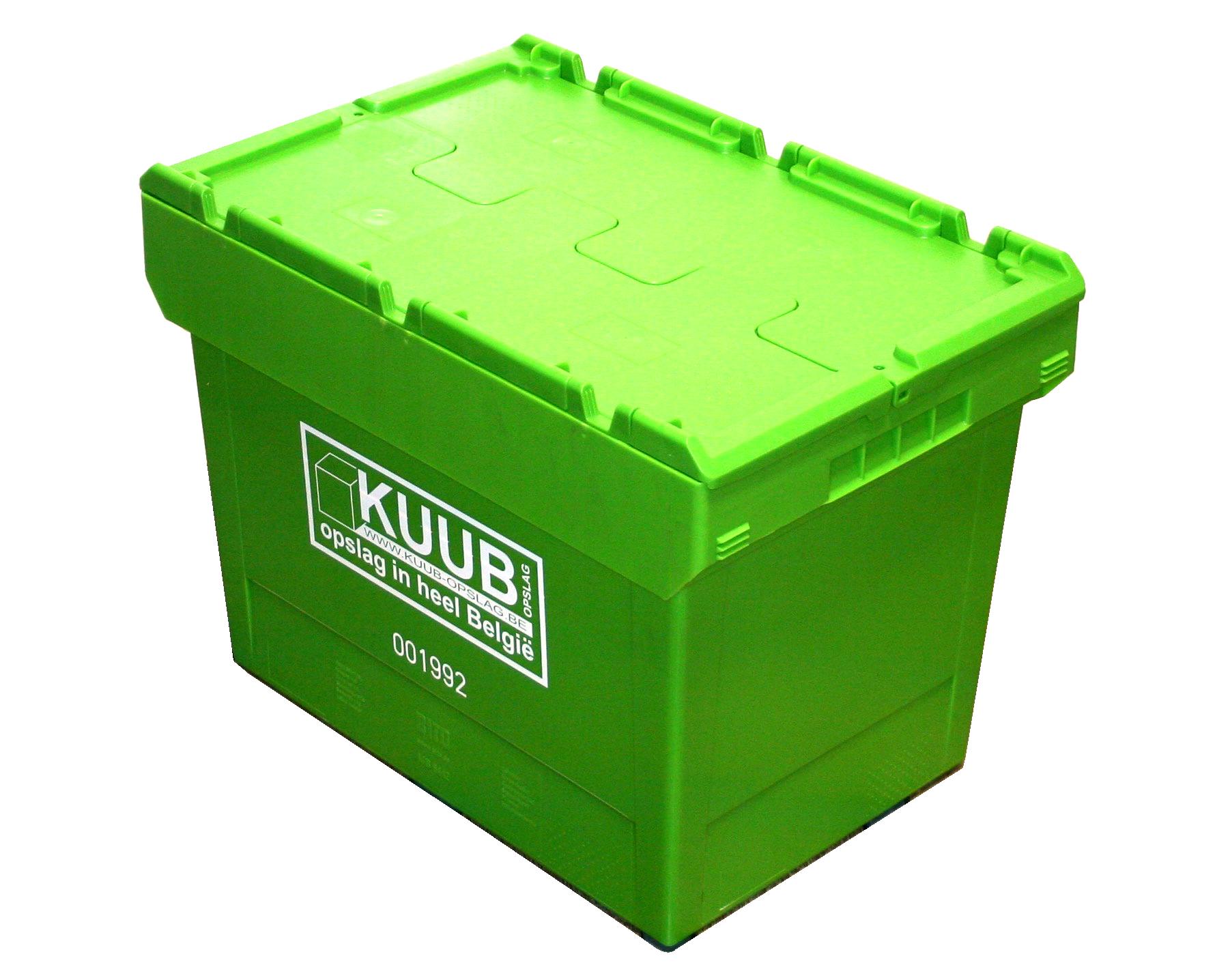 Niet alleen huurt u voordelig onze geweldige GreenBox verhuisdozen, u kunt ze ook laten opslaan in het GreenBox hotel.