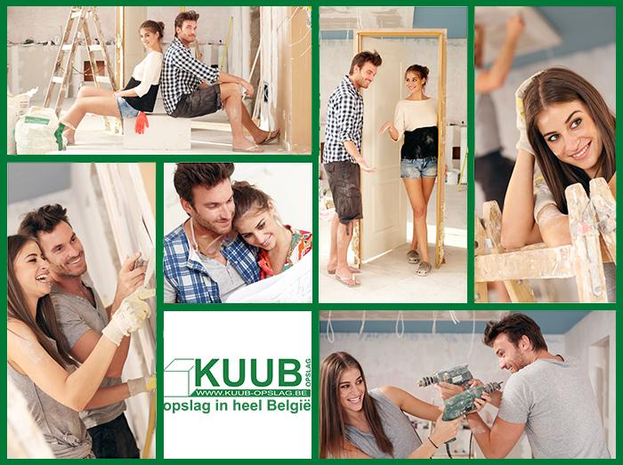 Een opslagcontainer huren voor een verbouwing of renovatie in Brugge is een flexibele en veilige opslagmethode voor zowel meubels als bouwmaterialen.