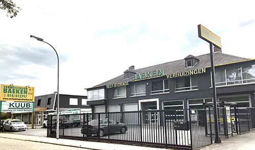 Opslagruimte huren Turnhout: Kuub Opslag