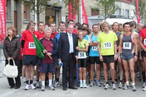 Stratenloop 2011 - start