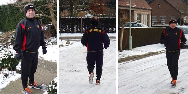 Geert Meeschaert training