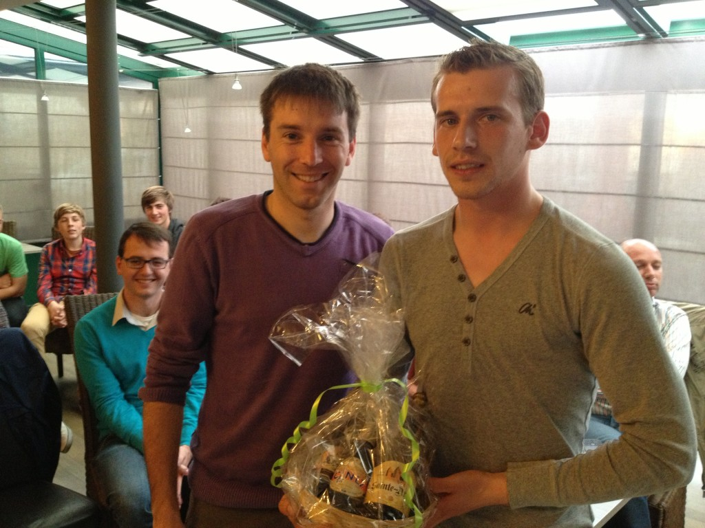 Quiz winnaar: Ashly Braeckevelt