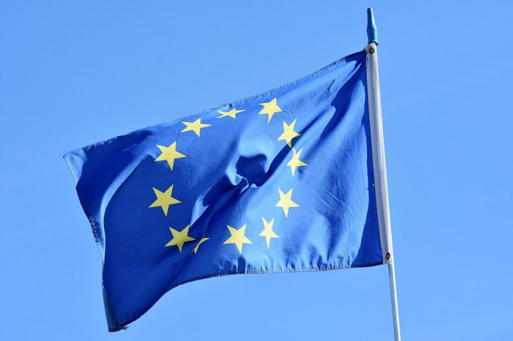 flag, europe, europe flag