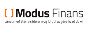 Modus finans logo