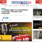 Le sfide dei Campioni, Federico Vergari ospite di Radio Antenne Erreci