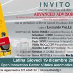 "Libri: ""Advanced Advisory"" di Leonardo Valle"