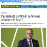 Innovazione e Fase 2: da Latina al Veneto l'esperienza della consulenza avanzata con Leonardo Valle