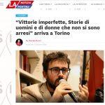 Federico Vergari presenta: Vittorie Imperfette, Storie di uomini e donne che non si sono arresi
