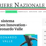 Sotto il segno dell'Open Innovation: intervista a Leonardo Valle