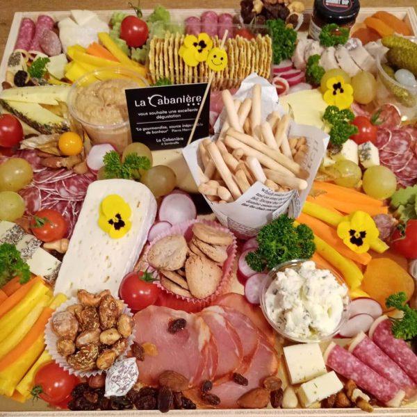 plateau fromage sur mesure
