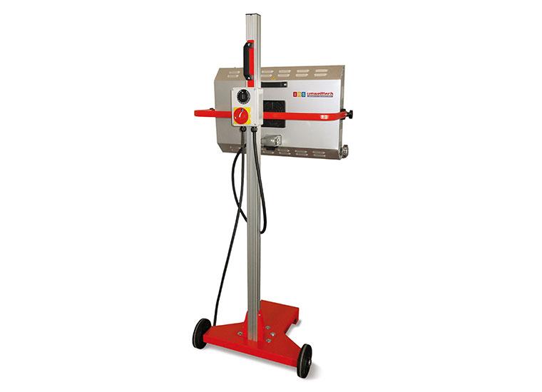 Infrarot-Trocknungs-System IRS T030