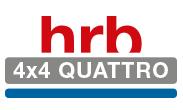 Hebebühne 4x4 Quattro Logo