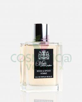 Wood & Spices HommeiMatti Fashion Parfum
