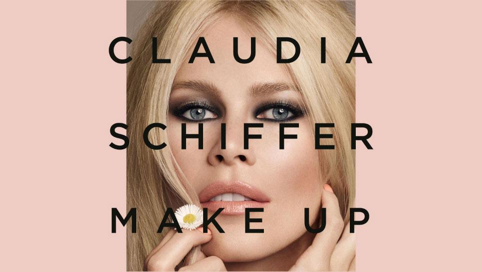 la capsule collection di Claudia Schiffer