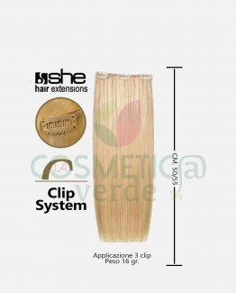 hair clip 16 she hair extension