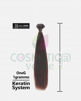 2002 OneG cm.40/45 extension con cheratina dibiasehair