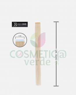 Hair Sticker Cm.40/45 Extension DiBiaseHair in Capelli 100% Naturali
