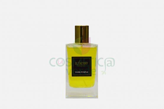 Dark Purple Olfactory Perfume