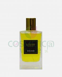 Musk Rose Olfactory Perfume