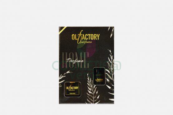 Vigna Rossa Olfactory Perfume Profumatore Ambiente Confezione