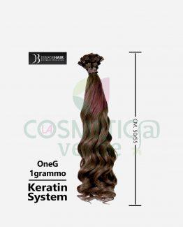 2002W OneG cm.50/55 extension ondulate con cheratina dibiasehair