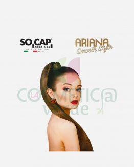 ariana smooth style 303 coda liscia socap
