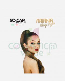 ariana wavy style 304 coda ondulata socap