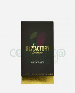 Montain Olfactory Perfume Scatola