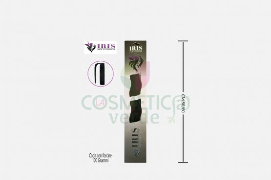 Coda Hair Extension in Capelli 100% Naturali Iris