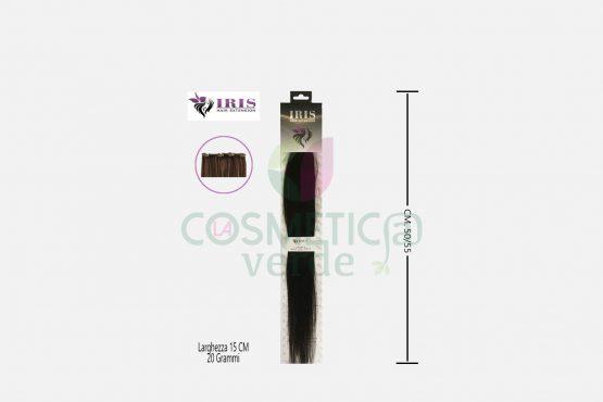 Easy 20 Gr. Hair Extension con Clips in Capelli Naturali Iris