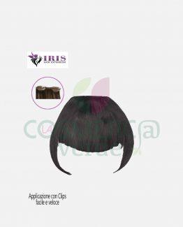 Frangia Hair Extension in Capelli 100% Naturali Iris