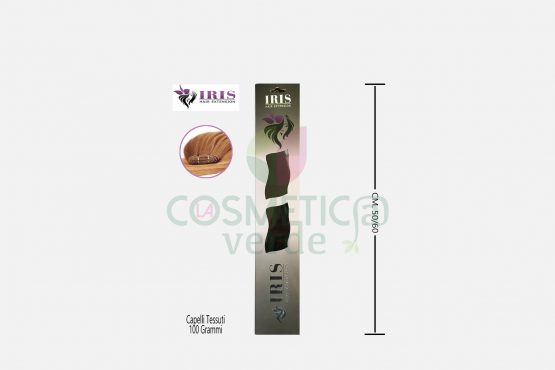 Hair Weft Extension Cm.50/60 in Capelli Naturali Iris Hair Extension