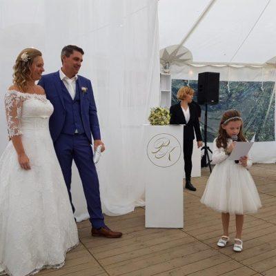 kinderen huwelijk ceremonie inbreng betrekken