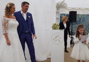 kasteel huwelijk trouwen speech