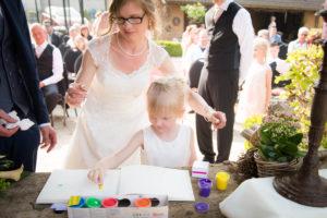 schrijven van een persoonlijke ceremonie