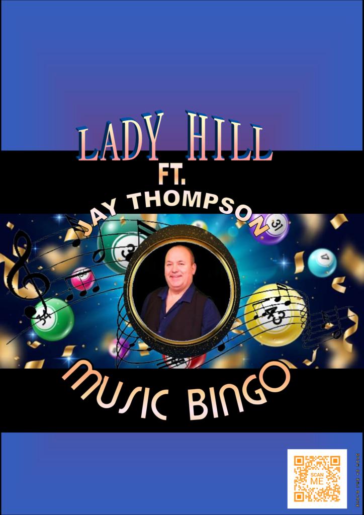 muzikale bingo Lady Hill