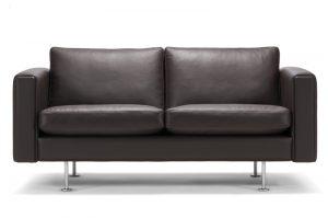 Wegner Century 2-personers lædersofa